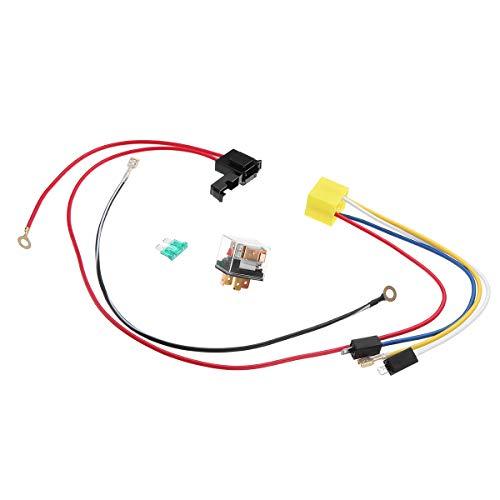 Viviance ZHVIVY 12 V Dual Tone elektrische luchthoorn kabelboom relais voor auto vrachtwagen van trein boot universeel