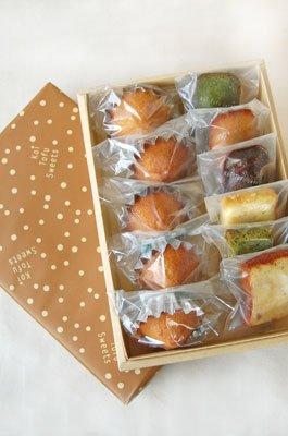 焼き菓子 詰め合わせ(11個入)ヘルシーなお豆腐スイーツギフト お中元・お歳暮に