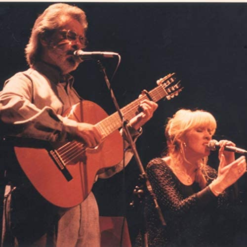 Washington Carrasco & Cristina Fernandez