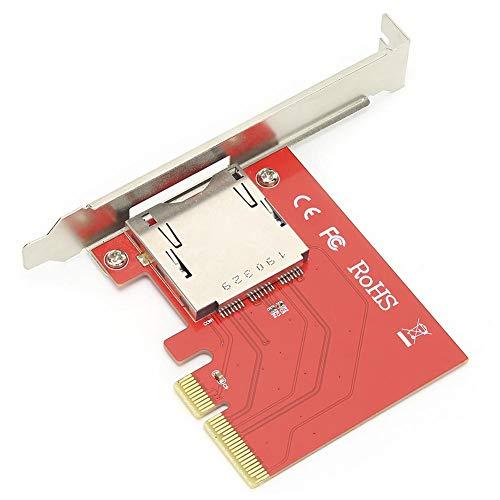 CF naar PCI-E 4X adapterkaart riserkaart Computeraccessoires voor CF adapterkaart/CF naar PCI-E 4X adapterkaart/CF naar PCI-E 4X SSD adapterkaart
