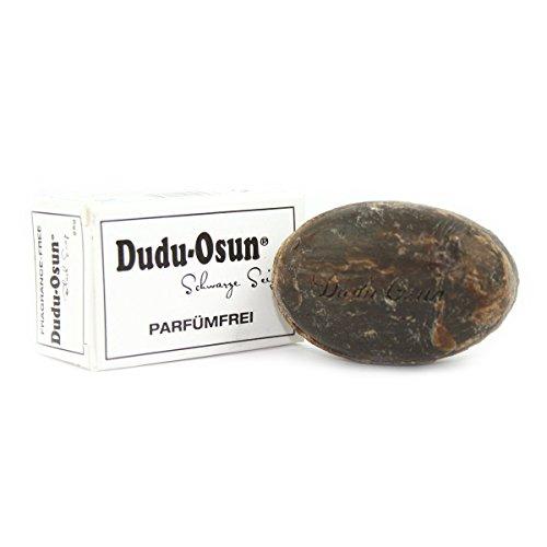 Dudu-Osun schwarze Seife, Parfümfrei , 25g