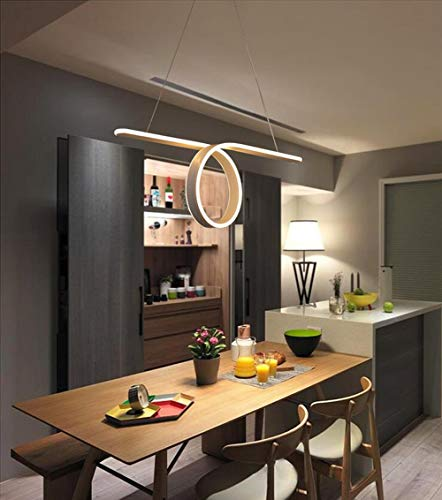 Kronleuchter Moderna Acylic Tipo Pendant Lights Restaurante Cocina abajur Lamp Aras lámpara...