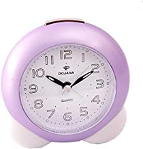 Dojana alarm clock-Purple-White -DA103