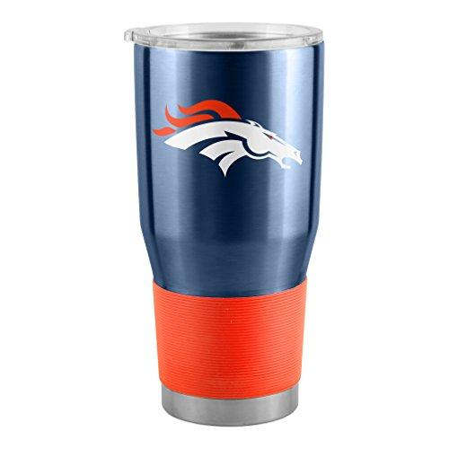 NFL Denver Broncos 30oz Ultra Stainless Steel Tumbler