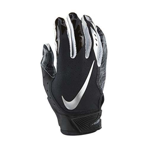 Nike Vapor Jet 5.0 Design 2018, American Football Skill Handschuhe - schwarz Gr. XL