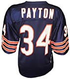 Wilson Men's Walter Payton Chicago Bears Replica Jersey (XXL, Replica) Navy
