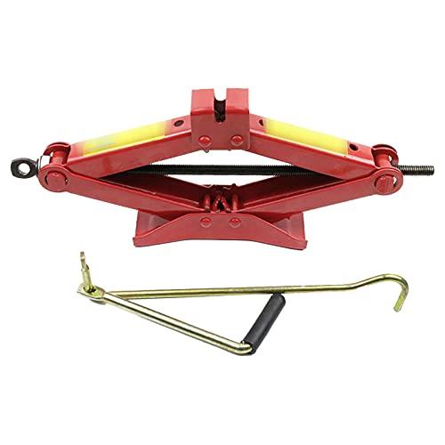 GYWL Jacks Verticales hidráulicos, Chaqueta de manivela de la Caja de automóviles, Caja Fuerte y automóvil portátil con especificaciones Completas 2T