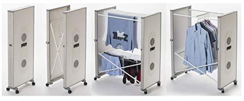Stendibiancheria elettrico ventilato Alfie 690 con doppio ionizzatore e inverter