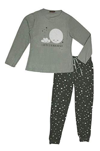 Pijama Niña Térmico Polar Largo