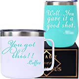You Got This Gifts for Women, Humorous Gifts for Women Friends, You Got This Funny, Coffee Cup You Got This, Sarcastic Funny Tumbler, You Got This Gift Basket for Women, Mugs You Got This