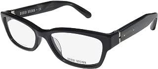 Bobbi Brown The Linda Womens/Ladies Designer Full-rim Spring Hinges Light Style Glamorous Eyeglasses/Eye Glasses