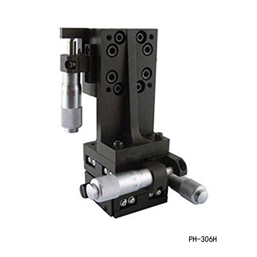 PH-306H XYZ 25mm Travel, High-Performance Crossed Roller Bearing Linear Stage