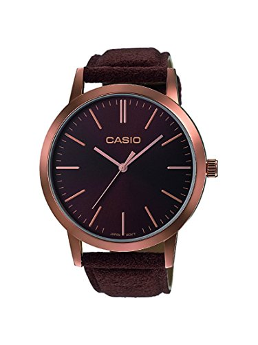Casio Collection Unisex-Armbanduhr LTP-E118RL-5AEF