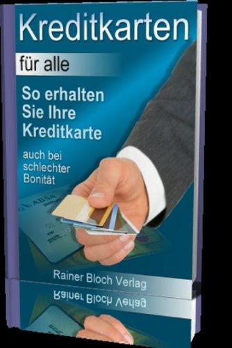 Kreditkarten für alle