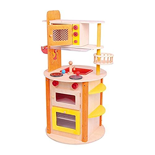 Small Foot Design - 1173 - Jeux D'imitation - Cuisine - All In One Léonie