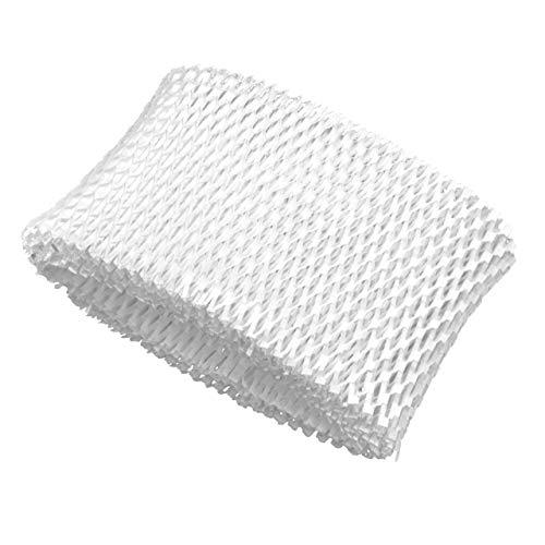 vhbw Ersatzfilter, Luftfilter 20,5 x 13 x 4,5cm weiß passend für Luftbefeuchter, Luftreiniger Enviracaire ECM-250i, ECM-500