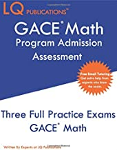 GACE Math Program Admission Assessment: GACE 211 Mathematics - Free Online Tutoring