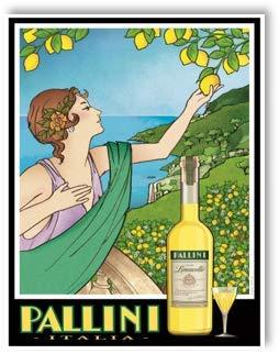 Pallini Limoncello Zitronenlikör (1 x 0.5 l) - 7