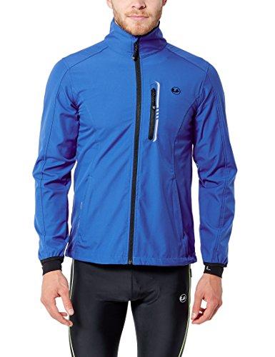 Ultrasport Funktionsjacke Softshell blau/schwarz S