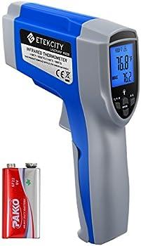 Etekcity Lasergrip 1022 Non-Contact Laser Infrared Thermometer Gun