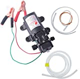 Electric Oil Extractor Pump 12V Oil Fluid Suction Transfer Pump Auto Oil Pump