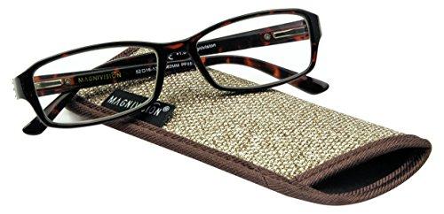 Magnivision Foster Grant Reading Glasses, Alana, Strength 1.5