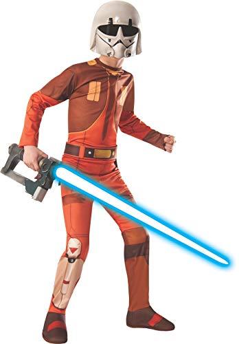 Kostüm Star Wars Rebellen Ezra Bridger für Kind