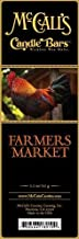 product image for McCall's Country Candles Candle Bar 5.5 oz. - Farmers Market