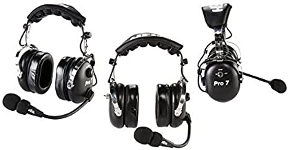 Heil Sound ProSet 7 IC Headset and Boom Mic - Black