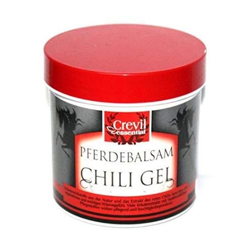Pferdebalsam Chili Gel 250ml, extra stark von Crevil
