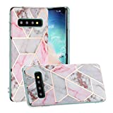HUAYIJIE YH Coque pour Samsung Galaxy S10+ Plus G9750 Coque Phone Case Cover Etui Housse 2