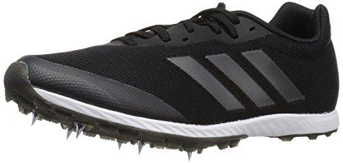 adidas Running XCS Core Black/White/Vapour Pink 10.5