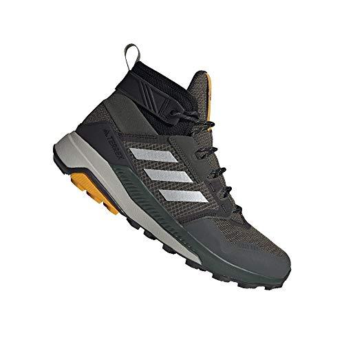 adidas Terrex Trailmaker Mid C.RDY, Zapatillas de Hiking Hombre, VERLEG/GRIMET/OROLEG, 46 EU