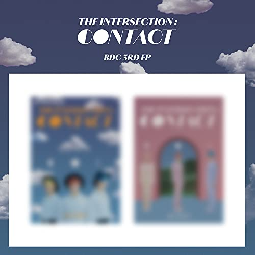 3RD EP [THE INTERSECTION : CONTACT] -PHOTO BOOK Ver.(韓国盤)