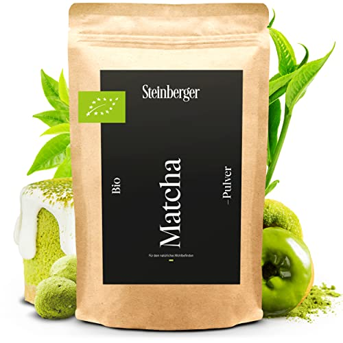 Steinberger -  Bio Matcha Tee