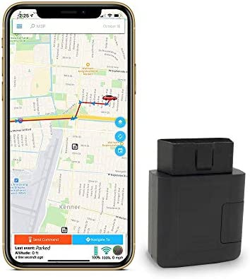 GPS Tracker Optimus 4G LTE OBD Device Easy Install Plug and Drive Real Time Tracking Instant product image