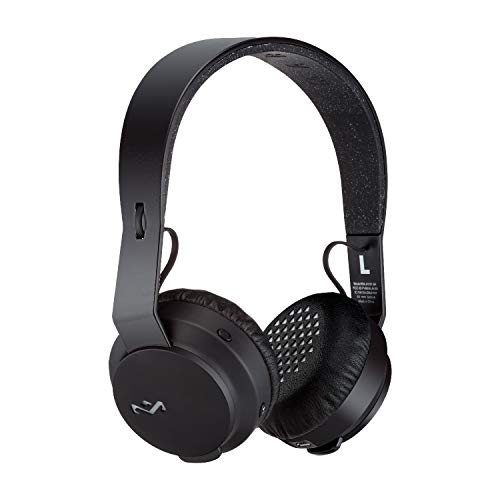The House Of Marley EM-JH101-BK Bluetooth On-ear Negro