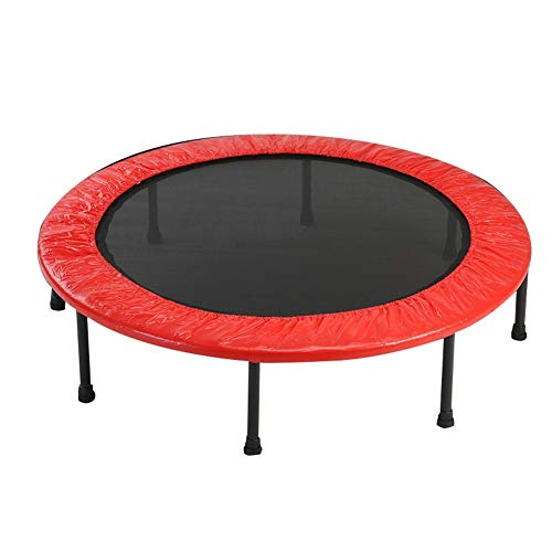 JXJJD Kids Trampoline Safety and Durable Toddler Trampoline, Home Cardio Durable Silent Bounce Indoor/Outdoor Trampoline, Maximum Weight: 120 KG/260 lb