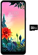 "$174 » LG K50S (32GB, 3GB) 6.5"", Dual SIM, Triple Camera, MIL-STD 810G, 4G LTE GSM Factory Unlocked (AT&T, T-Mobile, Metro, Straight Talk) International Model LM-X540BMW (Black, 32GB + 64GB SD Bundle)"