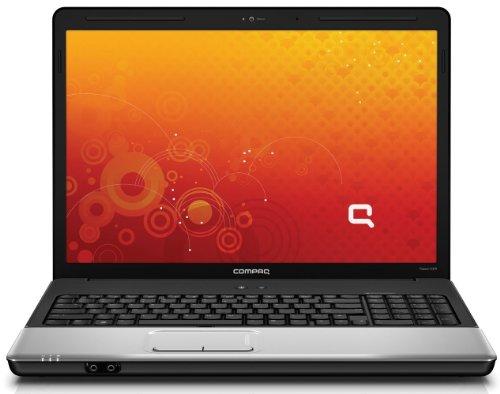 COMPAQ Presario CQ70-130EG 43,2 cm (17 Zoll) Laptop (Intel Pentium T 3200 2GHz, 3GB RAM, 250GB HDD, NVIDIA GeForce GF9200M GE, DVD+- DL RW, Vista Home Premium)