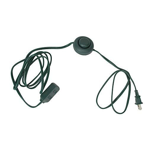Stanley - Cable alargador de enchufe de tres tomas, 9