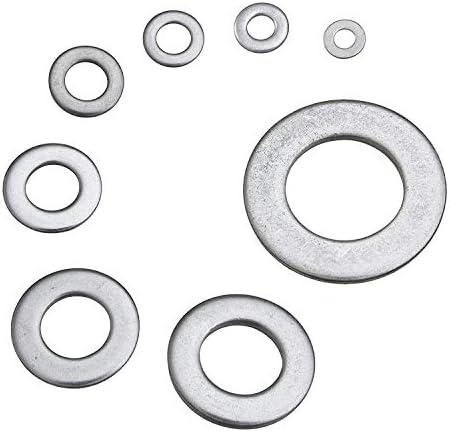 2,7 mm 1000 St/ück M2,5 Unterlegscheiben DIN 125 Edelstahl V4A Beilagscheiben A4 Scheiben