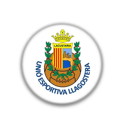 Llagostera : Liga Futbol Español, Pinback Button Magnet Badge 1.50 Inch (38mm)