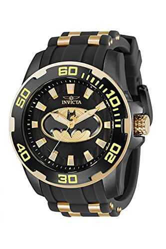 Invicta DC Comics - Batman 32480 Reloj para Hombre Cuarzo - 50mm