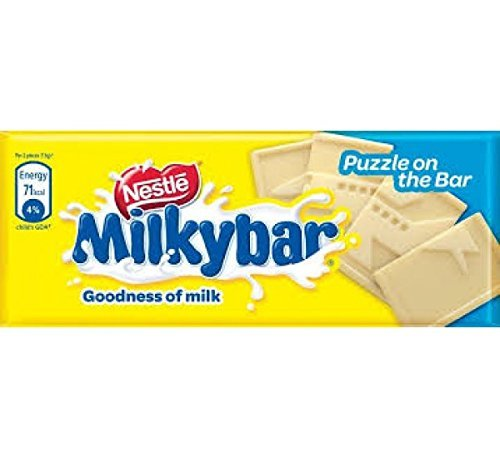 NESTLE MilkyBar, 26 g - Pack of 10