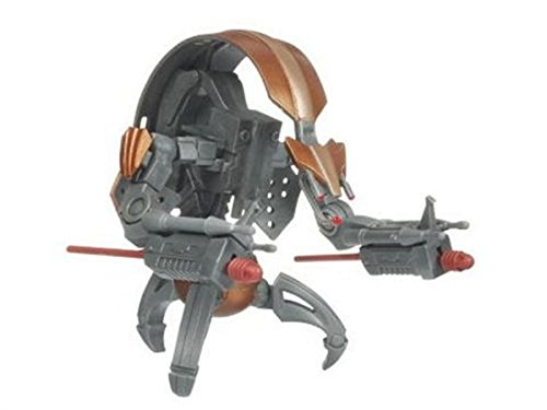 Star Wars Clone Wars Animated Action Figure No. 17 Destroyer Droid
