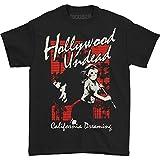 Hollywood Undead Men's Dreaming Sunset T-Shirt Medium Black