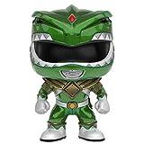 Topstars Funko Power Rangers #360 Metalic Green Ranger Pop! Multicolor