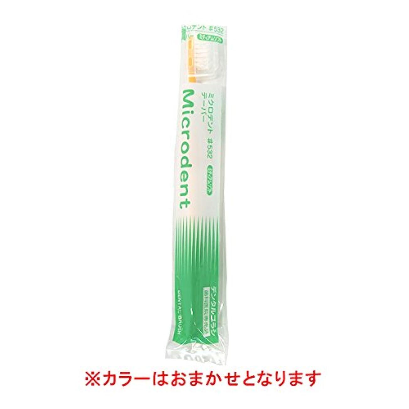 何もない俳句信じる白水貿易 ミクロデント(Microdent) 1本 #531/#532 (#532(ミディアム))
