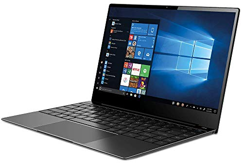 CODA Spirit 13.3 inch Windows 10 Laptop Full HD 4GB RAM Intel Celeron Dual Core Processor, 64GB eMMC Storage, USB Type-C, M.2 SSD Bay Expandable to 1TB